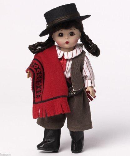 Madame Alexander Brazil International Doll front-697668