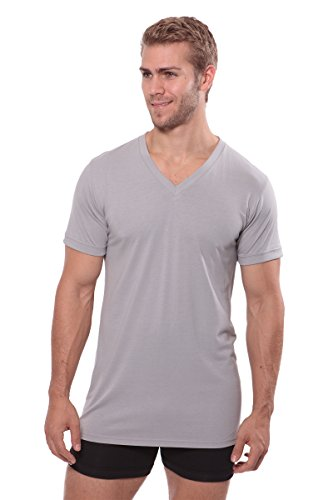 Men's undershirts are an essential part of every man's wardrobe. Whether you spend your day in a suit and tie, medical scrubs or coveralls, a breathable undershirt helps you stay cool under pressure.