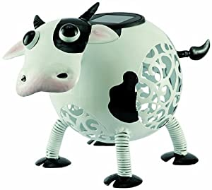 Gardman Cow Metal Decorative Animal Light