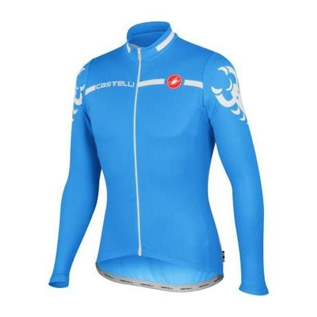 Castelli 2012/13 Men's Imola FZ Short Sleeve Cycling Jersey - A12512