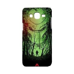BLUEDIO Designer 3D Printed Back case cover for Samsung Galaxy A7 - G1187