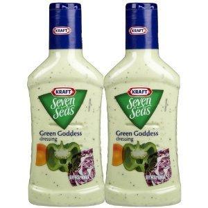 kraft-seven-seas-green-goddess-dressing-16-ounce-plastic-bottles-pack-of-2-by-kraft