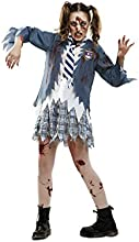 Comprar Disfraz de Estudiante Zombie chica para mujer