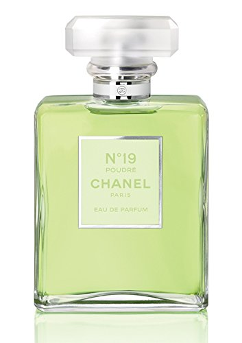 TopFragrance discount duty free CHANEL_No 19 Poudre Eau De Parfum 3.4 Fl OZ (New with Box)