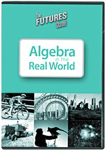 Futures Channel Algebra in the Real World DVD Software - 18 STEM Career Videos, Real World Math Careers Profiles and Math Applications (Downlodable 67 Page PDF With Curriculum Connections)