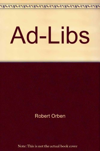 Ad-Libs PDF