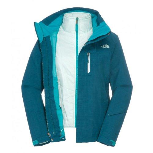 Damen Snowboard Jacke The North Face Cheakamus Triclimate Jacket