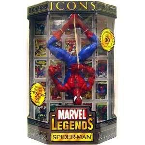 "Marvel Legends Icon: Spider Man 12"" Action Figure"