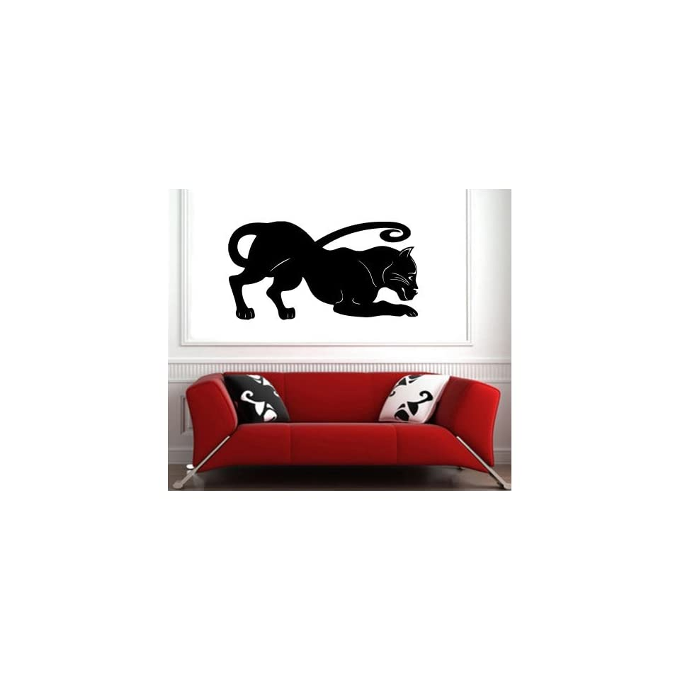 Wall MURAL Vinyl Art Design Sticker Animal PUMA S. 2631