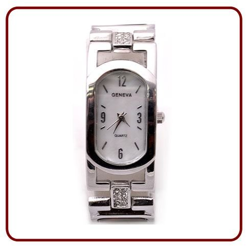 Ladies &#8211; Silver &#8211; Fashion Watches