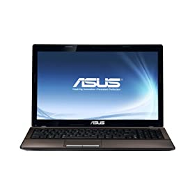 ASUS K53SV-DH51 15.6-Inch Versatile Entertainment Laptop