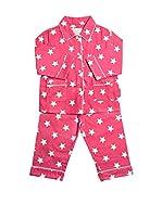 Toby Tiger Pijama Pjtpinkst (Rosa)