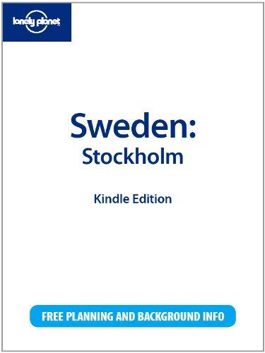 Lonely Planet Sweden: Stockholm