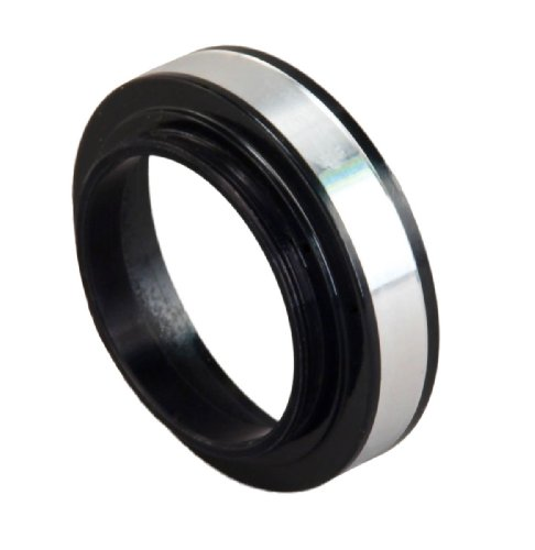 Omax 38Mm Thread Ring Light Adapter For Bausch & Lomb Microscopes No Glass