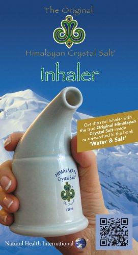 Original Himalayan Crystal Salt Inhaler
