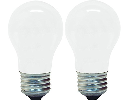 GE Lighting 12658 15-Watt 100-Lumen General Purpose A15 Incandescent Light Bulb (20 Watt Light Bulbs compare prices)
