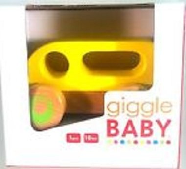 Giggle Baby First School Bus/ Yellow