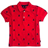 Polo - Zeone - Niños - Red - 24M