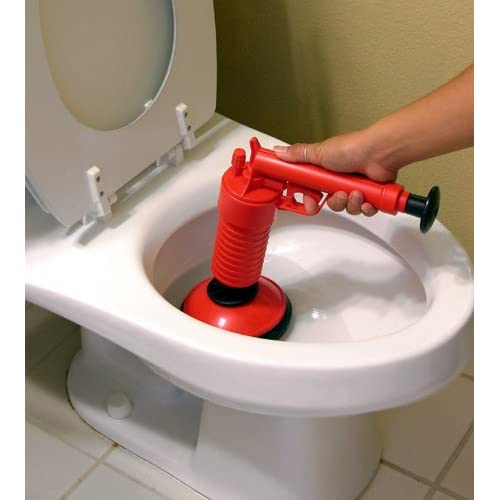 as seen on tv air blaster toilet plunger. Black Bedroom Furniture Sets. Home Design Ideas