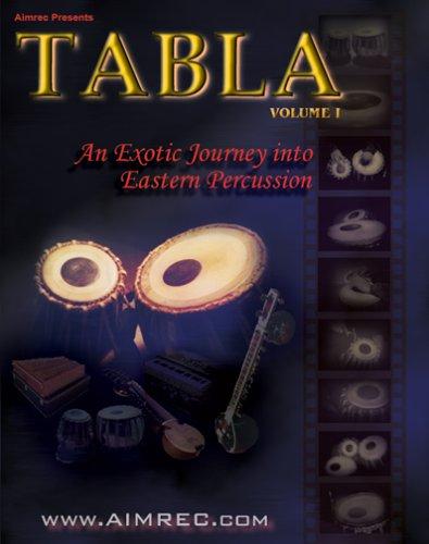 Tabla Vol 1-A Journey Into Eastern PercussionB0000E2RP9 : image