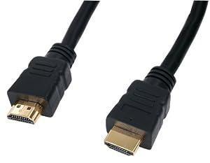 Valueline VGVP34500B50 Câble HDMI avec Ethernet 5 m Noir