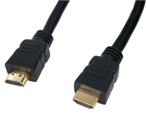 HQ CABLE-557/10 Câble HDMI 1.3 plaqué Or 10 m