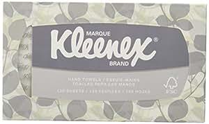 KLEENEX Pop-Up Box Hand Towels, Paper, 9 x 10-1/2, 120/pack