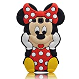 Authentic Disney Silicone Soft Cover Case for Samsung Galaxy S3 I9300 Xmas Gift (Mickey Mouse-06)