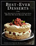 img - for Best-ever Desserts: The Definitive Cook's Collection - 200 Step-by-step Dessert Recipes book / textbook / text book