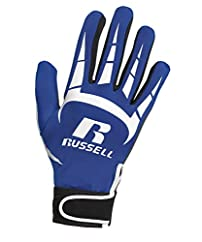Russell Athletic Men's Greptile All-Weather Gloves