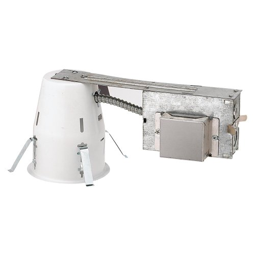 Sea Gull Lighting 11082L 4-Inch Recessed Lighting Non-Ic Fluorescent Housing, Undefined Finish