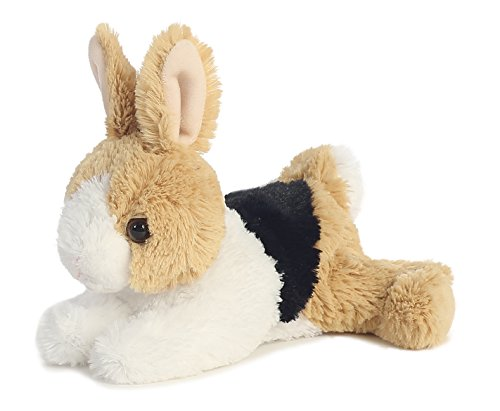 "Dutch Bunny Mini Flopsie 8"" by Aurora"
