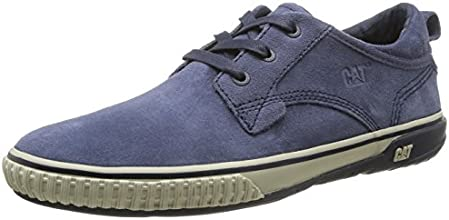 Caterpillar Prestige, Baskets mode homme - Bleu (Bering Sea), 41 EU