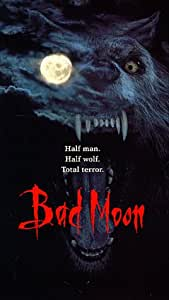 Bad Moon [VHS] [Import USA]