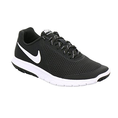 Nike Women's Flex Experience Rn 5 Black/White Running Shoe 8.5 Women US