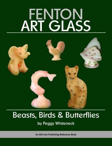 Fenton Art Glass: Beasts, Birds & Butterflies