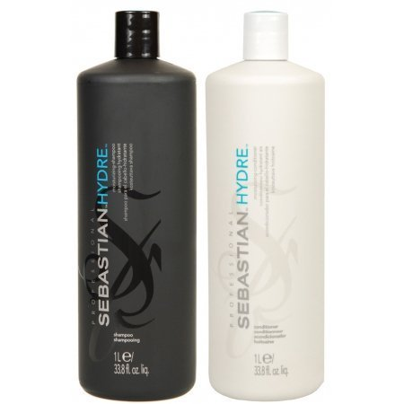 Sebastian Professional Hydre Shampoo 1000ml & Conditioner 1000ml