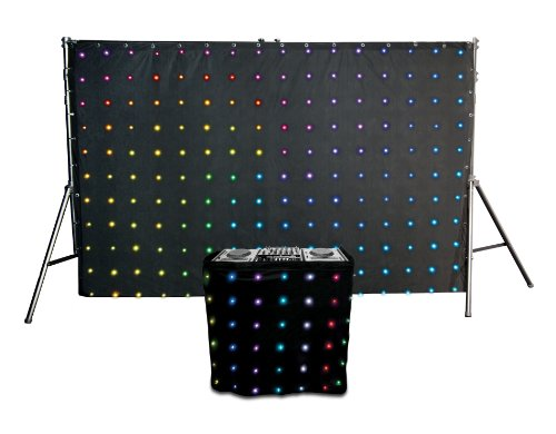 Chauvet Lighting Motionsetled Backdrop And Façade Combo Pack