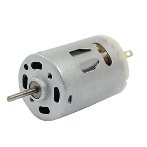 Dc 12V 10000Rpm 0.13A Mini Electric Motor For Diy Toys Project