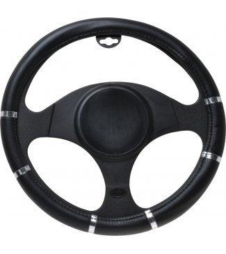 nissan-armada-coprivolante-sterzo-nero-e-cromo-per-volante-ottima-qualita