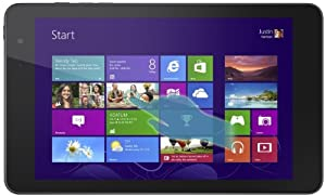 Dell Venue 8 Pro 32 GB Tablet (Windows 8.1)