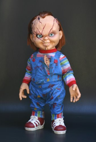 Child's     Play Bride of Chucky 1/1 scale Life Size Doll Collection