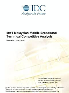 Malaysia Mobile Operator Competitive Analysis John Cheah