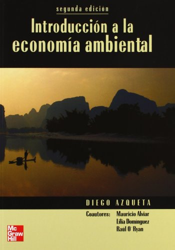 INTRODUCCION A LA ECONOMIA AMBIENTAL descarga pdf epub mobi fb2