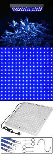 13.5W Led Plant Grow Light Hydroponic 225 Blue Panel