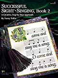 img - for Successful Sight Singing/Book 2/Teacher's Edition/V82t book / textbook / text book