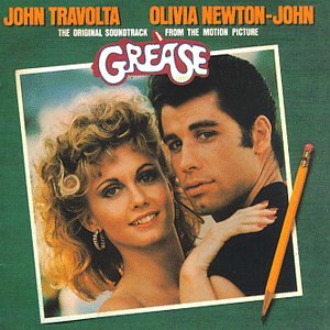 Original album cover of Grease by Original Soundtrack