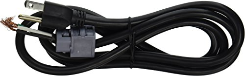 General Electric WX09X70910 Universal Dishwasher Power Cord, 5-Feet, 4-Inch (Power Washer Cord compare prices)