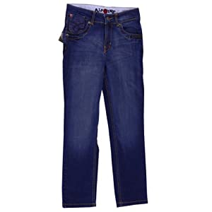 GJ Boys Fixed Waist Jeans