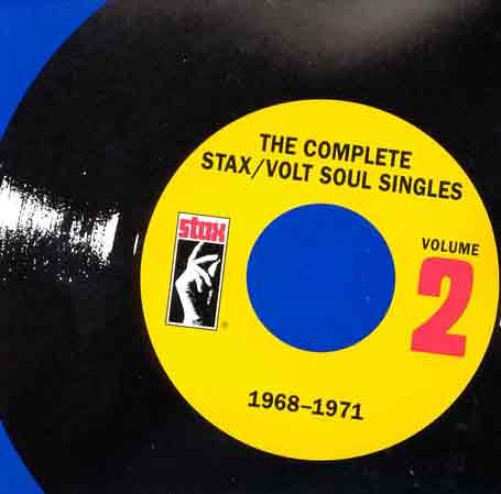 Various Artists - The Complete Stax-Volt Soul Singles, Vol. 2: 1968-1971 - Zortam Music